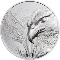 Majestic Eagle Silver 1oz