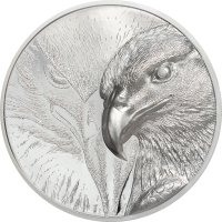 Majestic Eagle Silver 3 oz