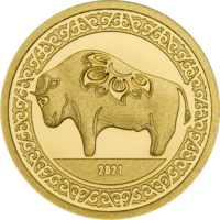 Year of the Ox Gold