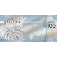 Year of the Ox Note