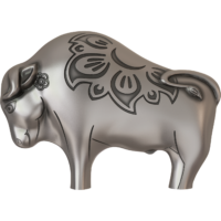 Mighty Silver Ox
