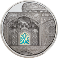 Tiffany Art Isfahan – Black Proof