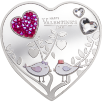 Happy Valentine's Day 2021 – Silver Hearts