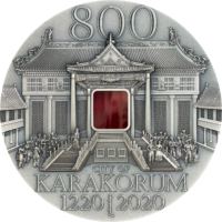 Karakorum 800th Anniversary