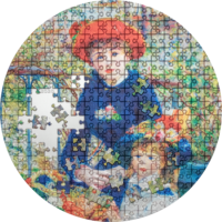 Two Sisters – Micropuzzels Treasures