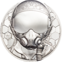 Fighter Pilot Platinum – Real Heroes