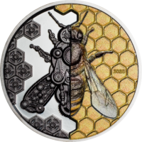 Clockwork Evolution – Mechanical Bee