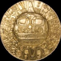 Inca Sun God
