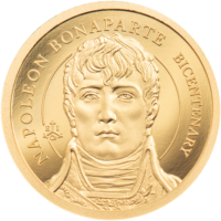 Napoleon 200th Anniversary Gold 0.5 g