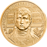 Napoleon – 200th Anniversary Gold 1/4 oz