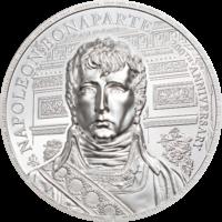 Napoleon – 200th Anniversary Silver 2 oz Piedfort