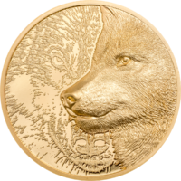 Mystic Wolf Gold 1 oz