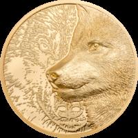 Mystic Wolf Gold 1 oz