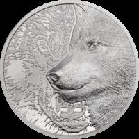 Mystic Wolf Platinum