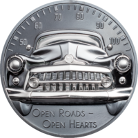 Classic Car – Open Roads
