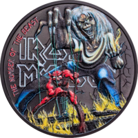 Iron Maiden – The Number of the Beast (Silver Edition)