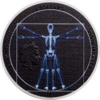 X-Ray – Vitruvian Man