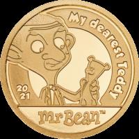 Mr. Bean – My dearest Teddy