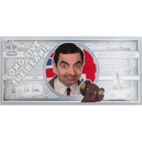 Mr. Bean – Silver Note