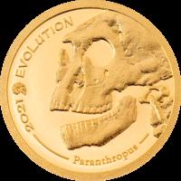 Golden Paranthropus