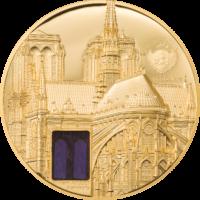 Tiffany Art Metropolis – Notre-Dame Gold